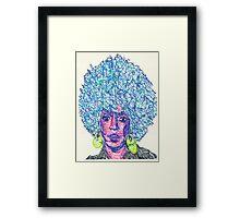 Lauryn Framed Print