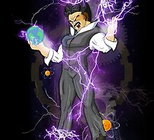 DBZ Tesla by Hushy