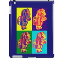 Colorful 1951 Ford F-1 Pickup Truck Pop Art  iPad Case/Skin