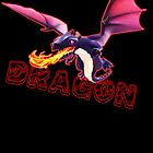 Dragon from Clash of Clans by Potatrice