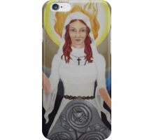 Brigid - Saint and Goddess iPhone Case/Skin