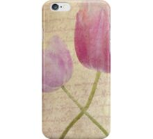Tulip Twist iPhone Case/Skin
