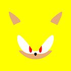 Minimalist Super Sonic by James Hall
