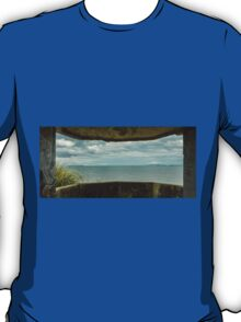 The View from a War Turret. Pt1 T-Shirt