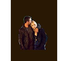 Chicago Fire - Leslie x Kelly Photographic Print