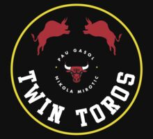 Twin Toros by jayrielleob