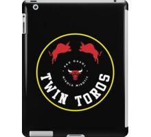 Twin Toros iPad Case/Skin