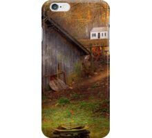Country - Morristown, NJ - Rural refinement iPhone Case/Skin