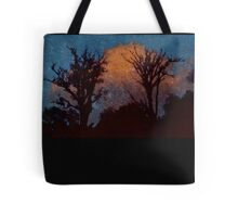 bordering the ranges of my memory ... Tote Bag