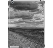 Calm before the storm 2 iPad Case/Skin