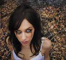 Screams in her eyes by redhairedgirl