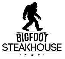 Bigfoot Steakhouse by kwg2200