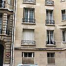 Parisian Streets by mlleruta