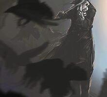 Sherlock - The Ghost by Sempaiko