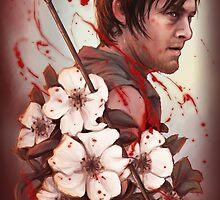 Daryl - Cherokee Rose Studies by Sempaiko