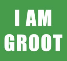 I AM GROOT Kids Clothes