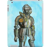 Ghost in armor iPad Case/Skin