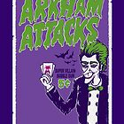 Joker Attacks by dorksince83