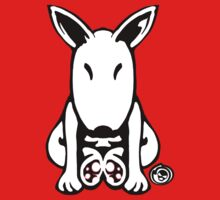 English Bull Terrier Tee  Kids Clothes