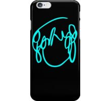 Scott Pilgrim VS the World - Have you seen a girl with hair like this...Ramona Flowers BLUE iPhone Case/Skin