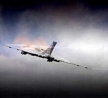 Vulcan Vapour  by J Biggadike