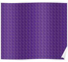 Purple Haze Design Poster