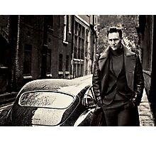 Tom Hiddleston Photographic Print