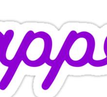 dapper (5) Sticker