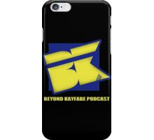 Beyond Kayfabe Logo - Retro 90's iPhone Case/Skin