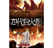 Attack on Konoha Photographic Print