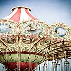 Carousel Top by Colleen Kammerer