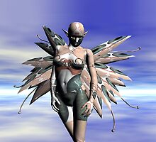 ALIEN ELF by Icarusismart