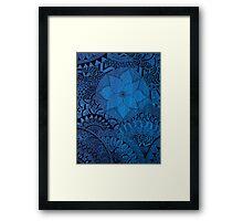 Patterns Mixture v.3 Framed Print