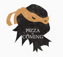 Pizza is Coming Kids Clothes