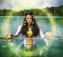 Lady of the Lake by Analisa Ravella