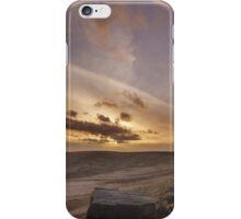 Buckstone edge sunset iPhone Case/Skin