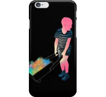 Collecting Wishes iPhone Case/Skin