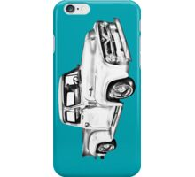 1955 F100 Ford Pickup Truck Illustration iPhone Case/Skin