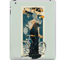 Keep on Balance iPad Case/Skin