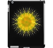 Sol - Fractal Art Design iPad Case/Skin