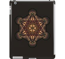 Metatron's Cube ~ Sacred Geometry iPad Case/Skin