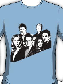 A BTVS motif T-Shirt