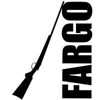 Fargo Shotgun Photographic Print