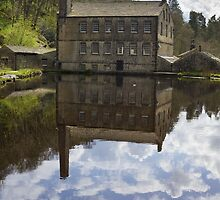 Gibson Mill in Hardcastle Crags nature park, by chris2766