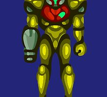 Super Samus Aran by likelikes