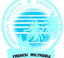 Bora Bora Tropical Paradise  by dejava