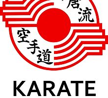Chitoryu Karate Symbol and Kanji by DCornel