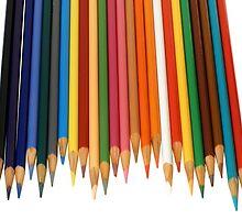 Coloured Pencils by taiche