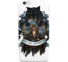 Wolves of Fenris iPhone Case/Skin