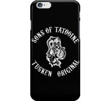 Sons of Tatooine iPhone Case/Skin
